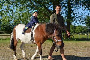 zum Ponyreiten